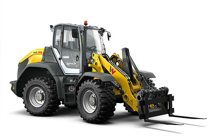 WL95 - articulated Wacker Neuson wheel loader