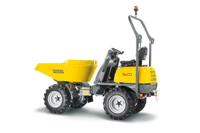 Wacker Neuson wheel dumper 1601