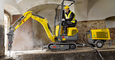 Wacker Neuson 803 dual power