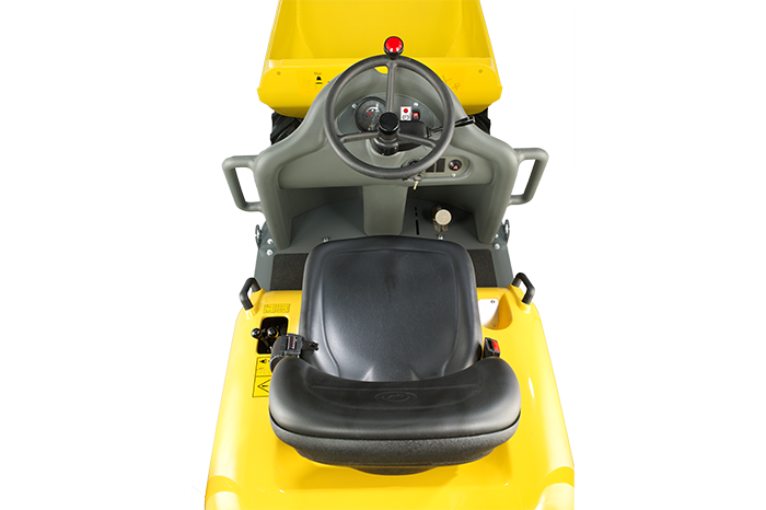 Wacker Neuson wheel dumper 1001