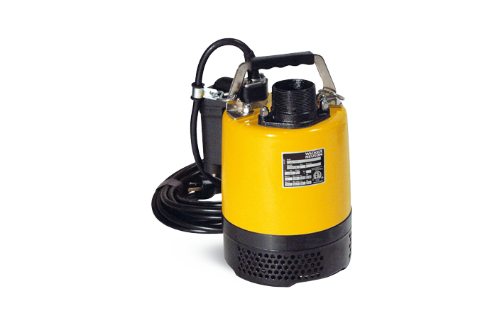 PSA2 500 single phase submersible pump