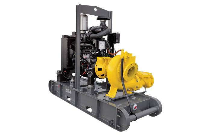 APT 8S Automatic Self-priming Pump