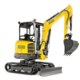 Tracked Zero Tail Excavators - EZ28