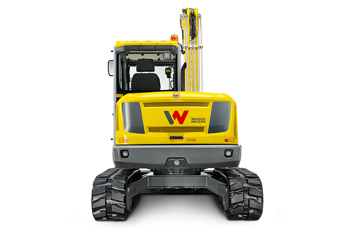 Wacker Neuson EZ80 - the perfect compact partner for all job sites