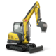Tracked Conventional Tail Excavators - ET42