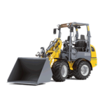 Wheel Loaders, Articulated
