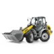 All Wheel Steer Loaders - 1150LRC
