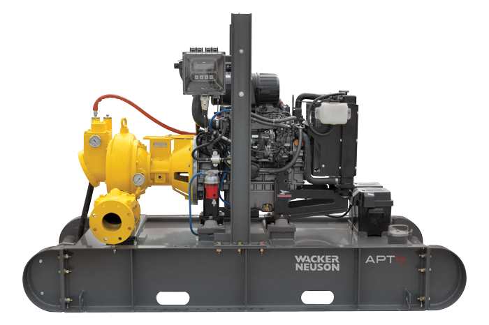 APT 4S Automatic Self-priming Pump