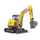 Tracked Zero Tail Excavators - EZ53