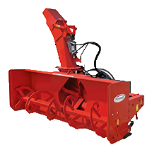 Heavy Duty High Flow Snow Blower